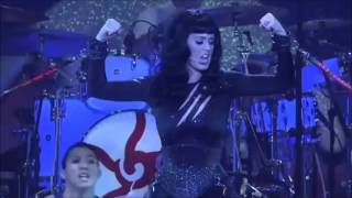 Katy Perry - Who Am I Living For?  (DVD Live)