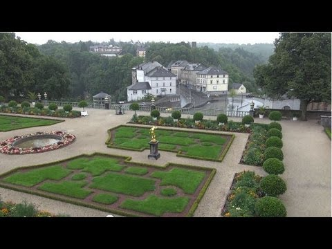Weilburg Hessen Germany (check out antichrist sign at 34 secs)