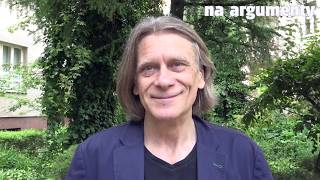 Krzysztof Karoń o jednym z głównych tematów tabu