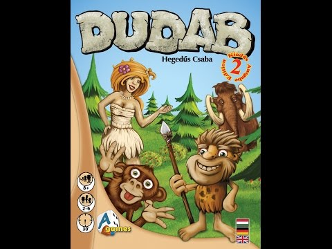 The Purge # 1331: Dudab: A small card game based on the caveman days; should bring you back to the good old days!