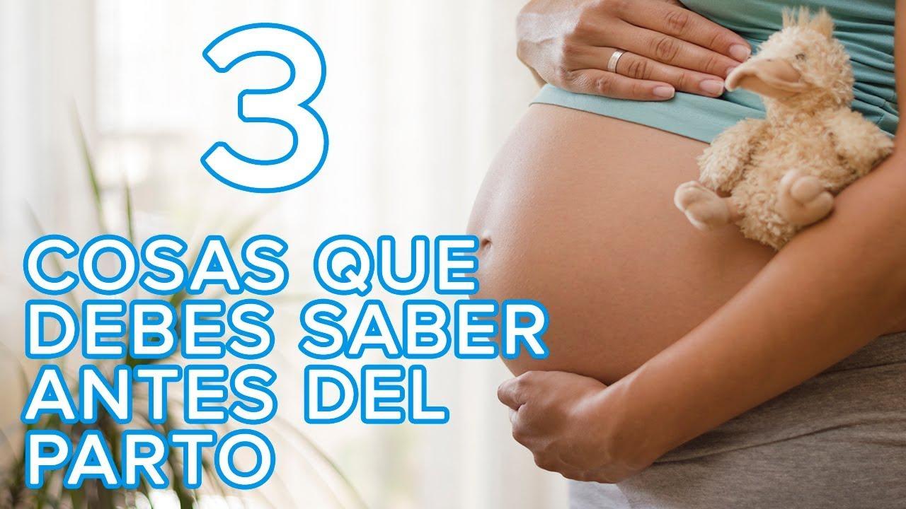 3 cosas que debes saber antes de tu parto | Pujo, respiraciones y contracciones