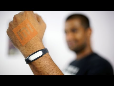 Xiaomi Mi Band Review!