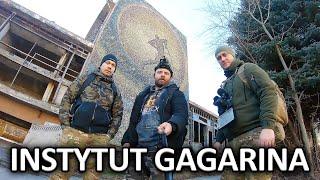 Opuszczony kosmiczny instytut Gagarina – Urbex History