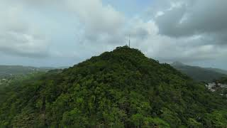 DJI FPV FLIGHT FROM SIR ARTHUR LEWIS COLLEGE TO BOCAGE