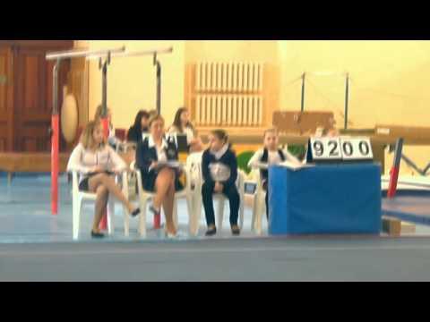 Итоги Открытых областных соревнований по спортивной гимнастике