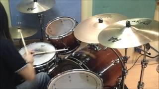 ドラムプレイ動画 ACIDMAN/赤橙