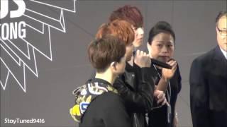 [fancam]151201 MAMA NOMINEE'S DAY(before Meet&greet) JB FOCUS