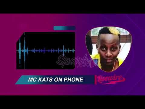 Mc Kats warns Aganaga about his behavior