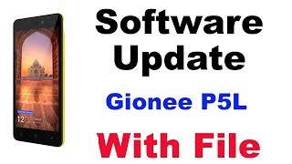 Gionee F103 Flash File Tested