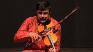 Jayadevan's Violin performance - Ganamoorthe