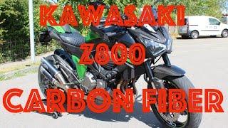 Kawasaki Z800 Carbon Fiber & Rizoma Tuning │SWISSBIKER