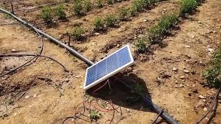 Güneş Enerjisi Ile Kuyu Ve Akarsudan Su Çekme - Whatsapp Spariş 05339543390