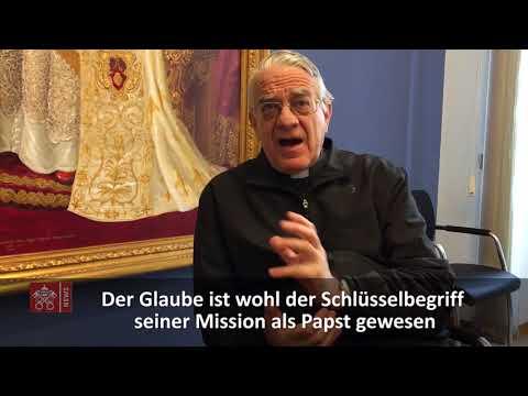 """Früherer Papst-Sprecher: """"Benedikts Schlüsselbegriff lautet ,Glaube´"""""""
