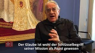 Ehemaliger Papst-Sprecher über Benedikts Erbe