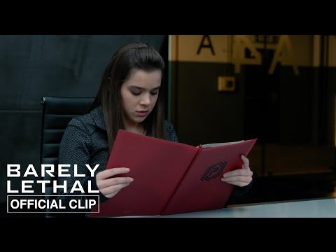 Barely Lethal (Clip 'Get in the Game')