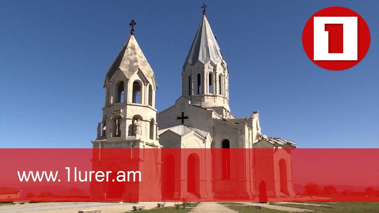 Head of Artsakh Diocese singles out five occupied churches for permitting pilgrimages