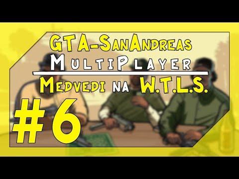 GTA SA:MP [#6] - Kufříkonosič | PC Gameplay česky | Tokan