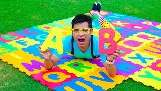 ABC Alphabet Phonics Song Nursery Rhymes for Kids #3