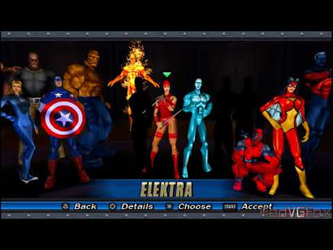 Marvel - Ultimate Alliance (USA) ISO < PSP ISOs | Emuparadise