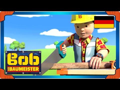 Bob der Baumeister Deutsch Ganze Folgen | Säge, Hammer, Nagel -  Mega Zusammenstellung ⭐Kinderfilms