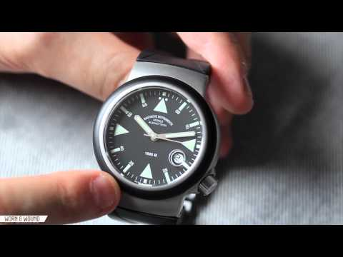 MUHLE GLASHUTTE SAR RESCUE TIMER REVIEW