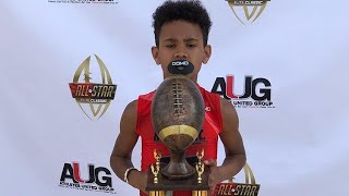 8 Year Old CJ CYPHER Has A Rocket !!! Championship Game Highlights