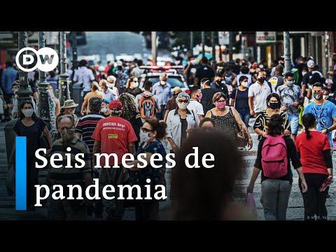 Covid-19: América Latina, La Región Más Castigada Del Mundo