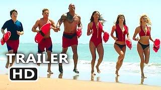 "BAYWATCH Official ""Slow"" Trailer (2017) Dwayne Johnson, Alexandra Daddario Comedy Movie HD"
