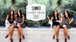 Summer Outfit Ideas 2015