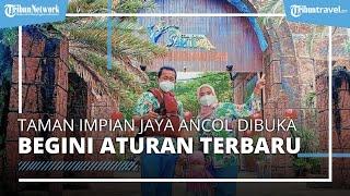 Wisata Taman Impian Jaya Ancol Jakarta akan Kembali Dibuka, Catat Aturan Terbarunya