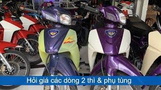 Ask prices of 2-stroke models & pk Yaz, Rgv, Nova Dash   Mekong today