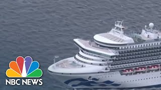 Americans Evacuated From Cruise Ship Infected With Coronavirus | NBC Nightly