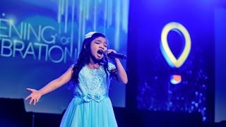 "Whitney Houston ""Greatest Love Of All""   Cover By Angelica Hale For CMN Hospitals"