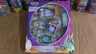 Ultra Beasts GX Premium Collection Opening