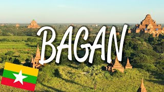 Bagan - UNESCO World Heritage Site