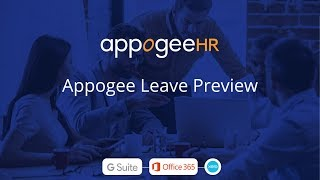 Appogee Leave video