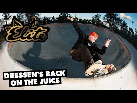 OJ Wheels | Eric Dressen's Back On The Juice!