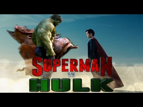 HULK VS SUPERMAN Epic Battle Trailer