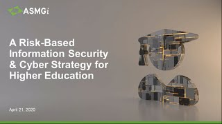 How Do Colleges and Universities Develop A Cyber Strategy?
