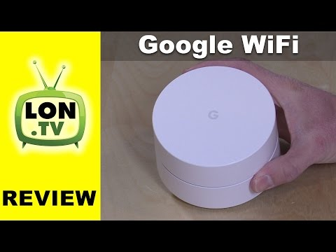 Google Wifi Review – Mesh WiFi Wireless Router – Works with OnHub too