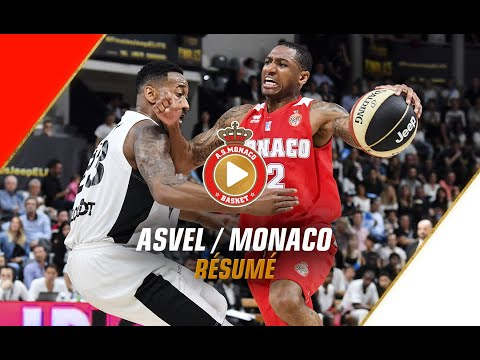 PLAYOFFS — ASVEL 81 - 71 Monaco — Finale, Épisode 1 — Highlights