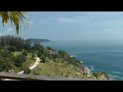 Villa Aye Day 1- Ewan & Carmen's Wedding Kamala Phuket Thailand