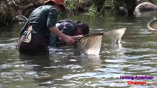 Hmong Lao Fishing @ Laos 2018 Episode 1