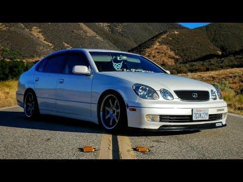 Modified 1998 Lexus GS400 - One Take