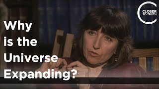Wendy Freedman - Why is the Universe Expanding?