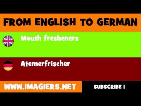 DEUTSCH   ENGLISCH  = Atemerfrischer