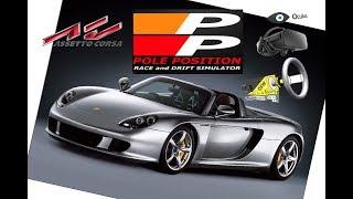 Porsche (980) Carrera GT at SPA via Assetto Corsa