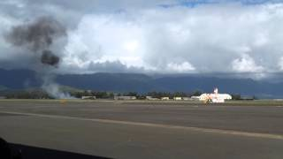 preview picture of video 'MCAS KANEOHE BAY AIR SHOW DEMO PRACTICE'