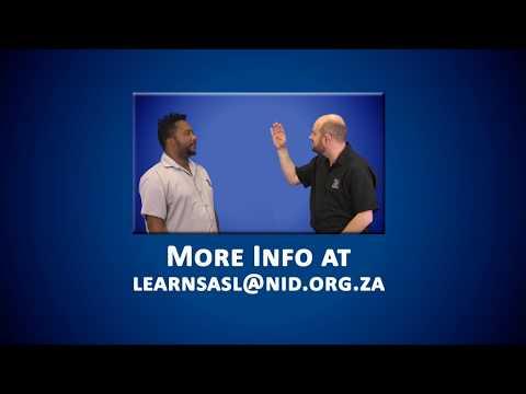 NID SASL Online Course - YouTube