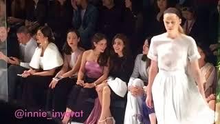 Kimmy Kimberley At Elle Fashion Week 2017 Fall (ASAVA) ✨💄